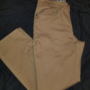 Under Armor khaki pants